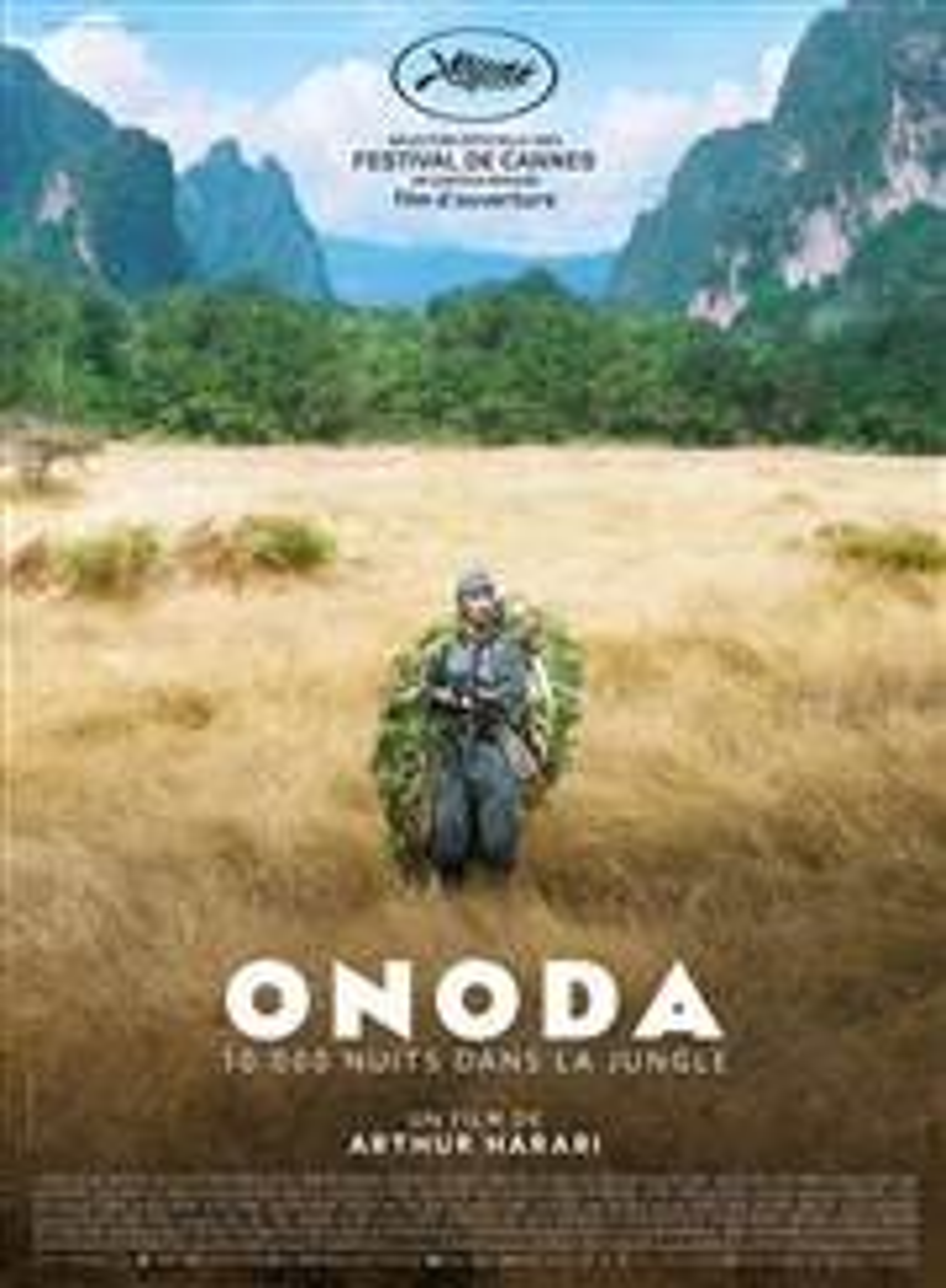 Onoda - 10 00 nuits dans la jungle